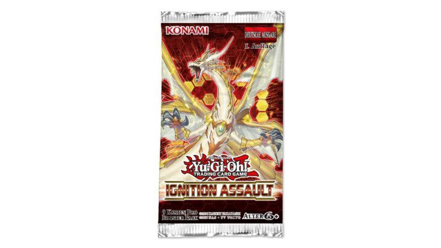 Yu Gi Oh Sammelkartenspiel Ignition Assault Booster