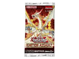 Yu Gi Oh Sammelkartenspiel Ignition Assault Booster