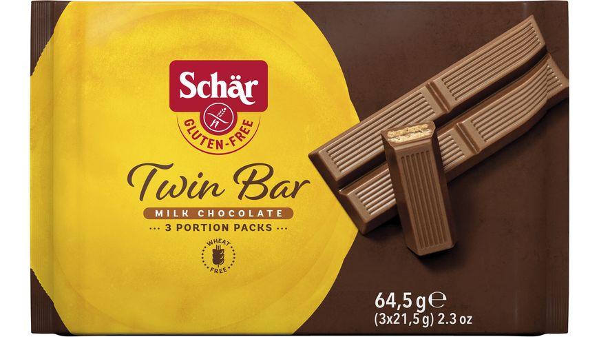 Schär Twin Bar
