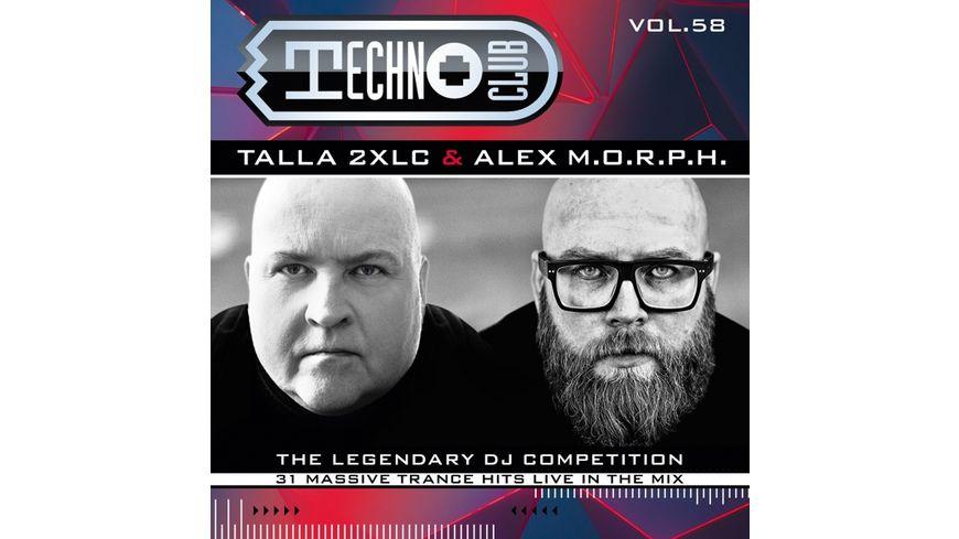Techno Club Vol 58