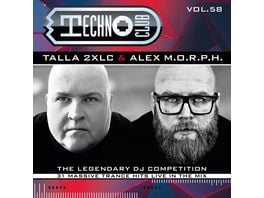 Techno Club Vol 58