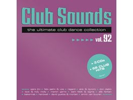 Club Sounds Vol 92