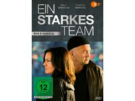 Ein starkes Team Box 8 Film 47 52 3 DVDs