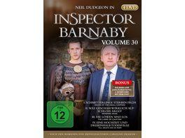 Inspector Barnaby Vol 30 4 DVDs