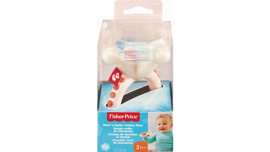 Fisher Price Diamant Beissring