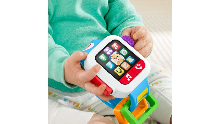 Fisher Price Lernspass Smart Watch D