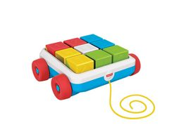 Fisher Price Bausteinwagen