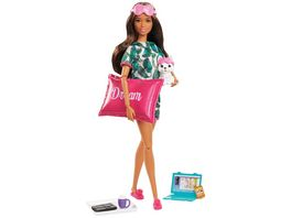 Mattel Barbie Wellness Dream Puppe und Spielset