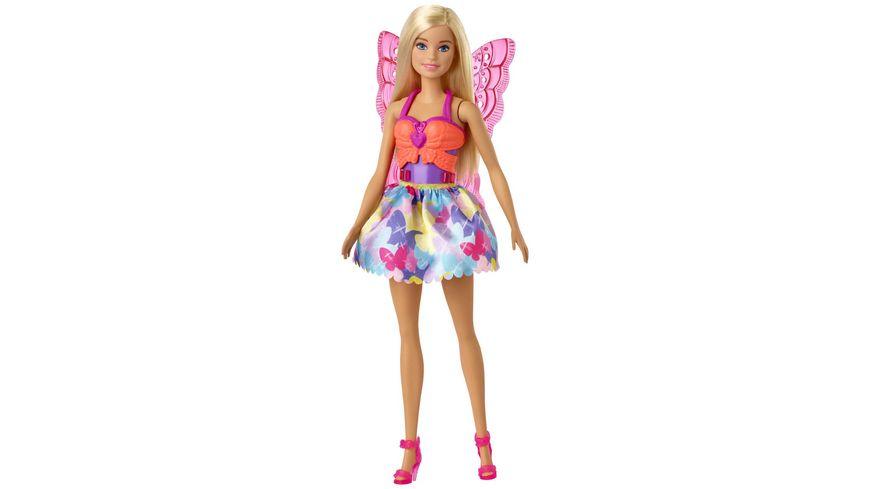 Mattel Barbie Dreamtopia 3 in1 Fantasie Spielset blond