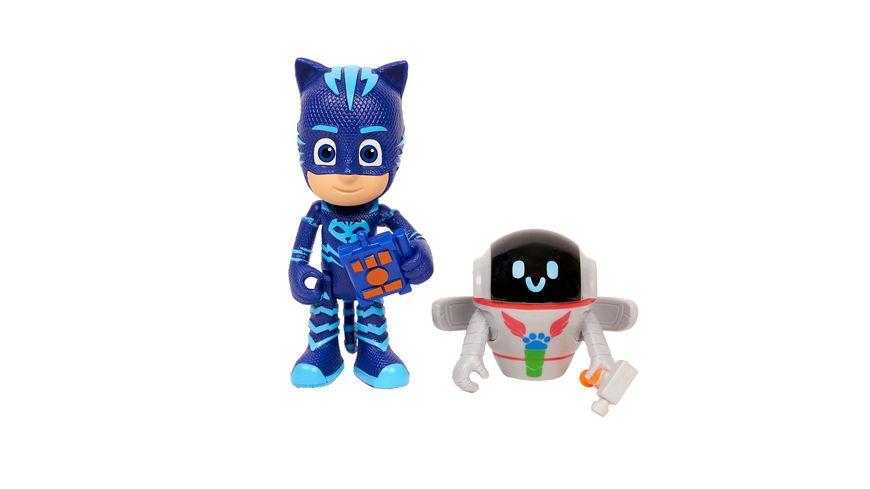 Simba 109402416 PJ Masks Pyjamahelden CATBOY PJ ROBO