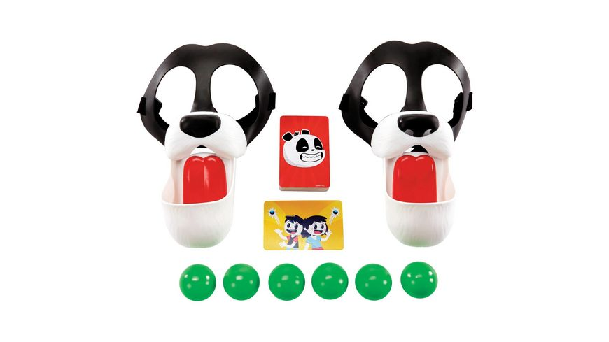 Mattel Games Pandas Fuettern verboten D