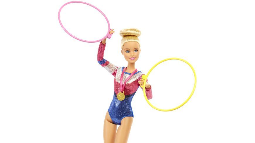 Mattel Barbie Turn Spielset mit Puppe