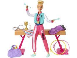 Barbie Turn Spielset mit Puppe