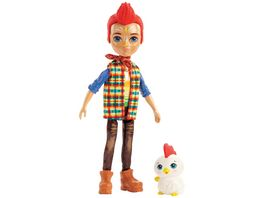 Mattel Enchantimals GJX39 Redward Rooster Cluck