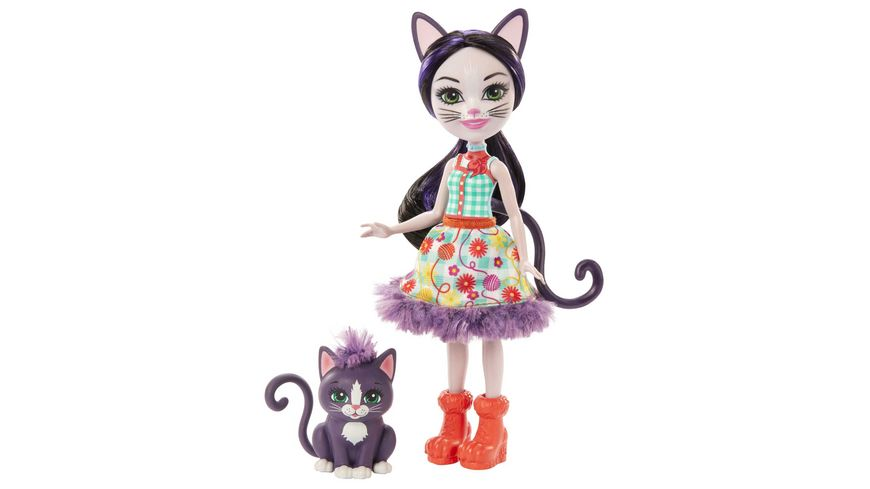 Mattel Enchantimals Ciesta Cat Climber