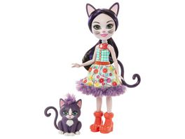 Mattel Enchantimals GJX40 Ciesta Cat Climber