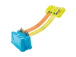 Mattel Hot Wheels Track Builder Unlimited Mehrspurige Speed Box