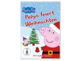 Peppa Pig Peppa feiert Weihnachten