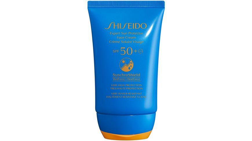 SHISEIDO Expert Sun Protector Cream SPF 50