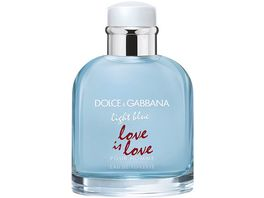 DOLCE GABANNA Light Blue Pour Homme Love is Love Eau de Toilette
