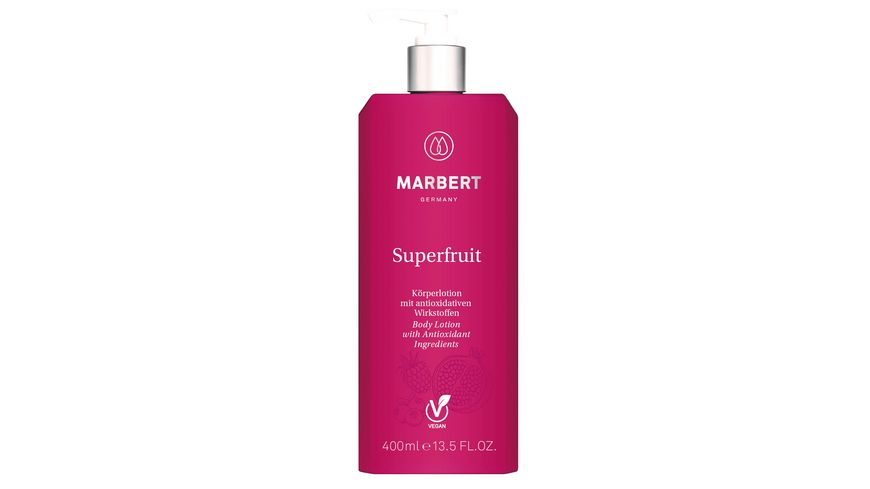 MARBERT Superfruit Body Lotion