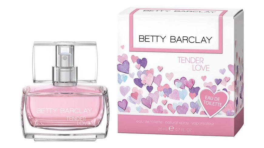 Betty Barclay Tender Love Eau de Toilette Natural Spray