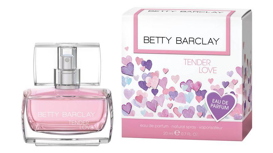 Betty Barclay Tender Love Eau de Parfum Natural Spray