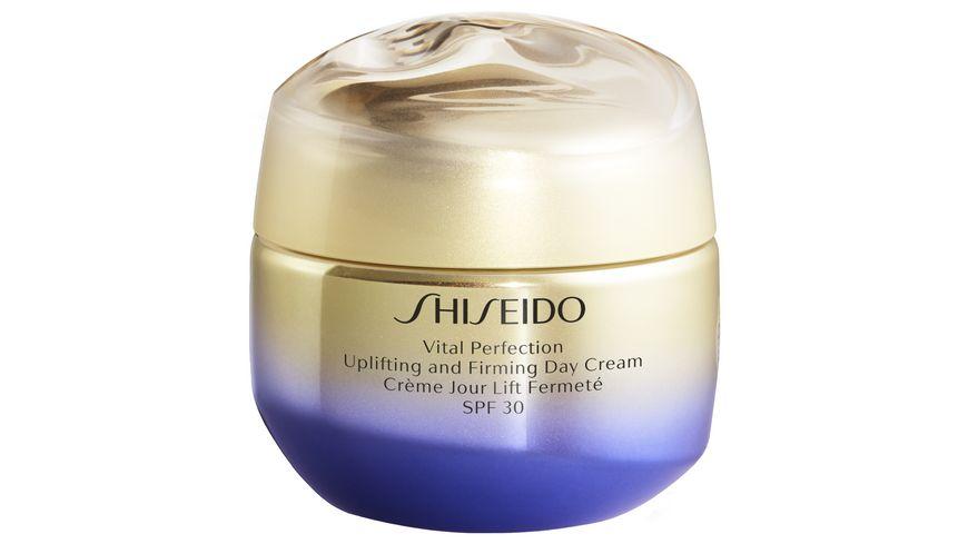 SHISEIDO Vital Perfection Uplifting Firming Day Cream SPF30