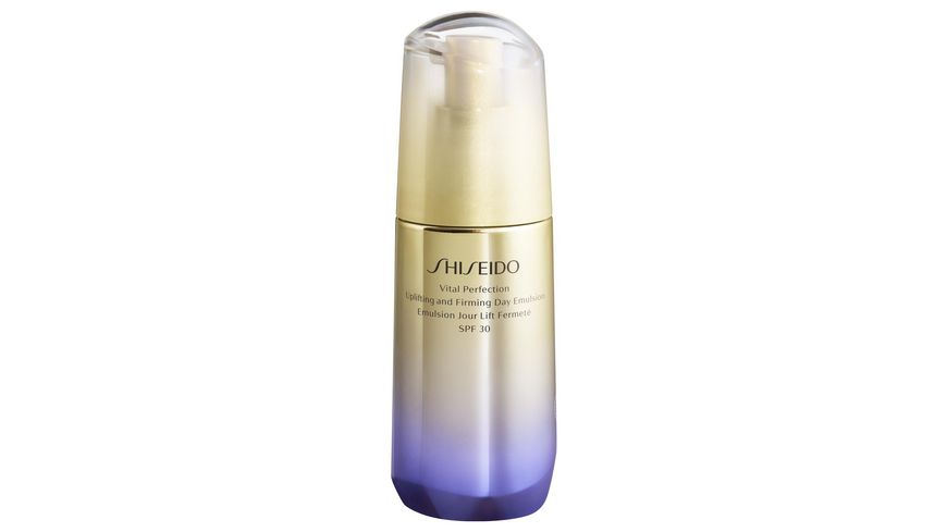 SHISEIDO Vital Perfection Uplifting Firming Day Emulsion SPF30