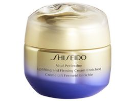 SHISEIDO Vital Perfection Uplifting Firming Cream Enriched