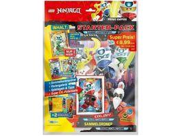 Blue Ocean Lego Ninjago Serie 5 Starter Pack
