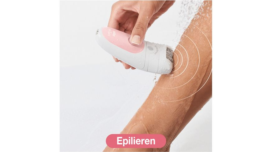 BRAUN Silk epil Beauty Set5 5 875 Starter 4 in 1