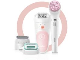 BRAUN Silk epil Beauty Set 5 5 875 Starter 4 in 1