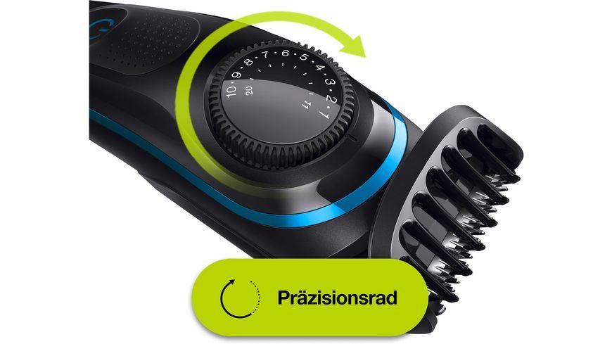BRAUN BT3240 Barttrimmer und Haarschneider