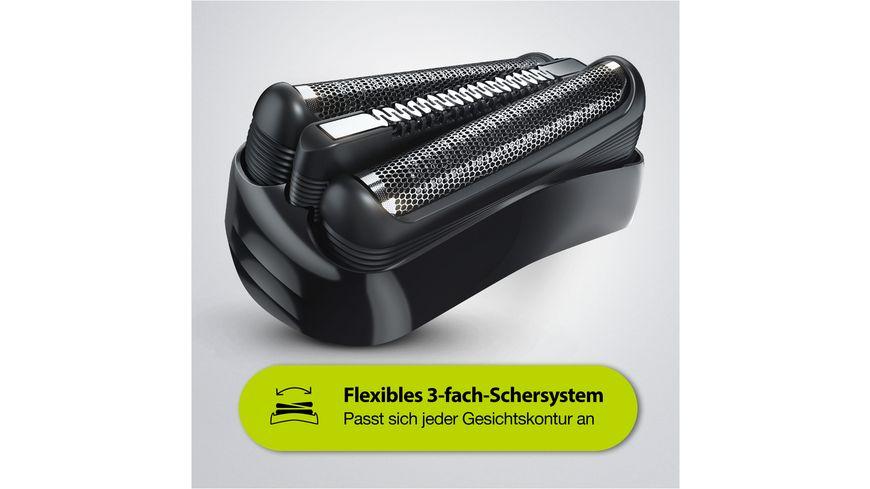 BRAUN Rasierer Series 3 Shave Style 300BT