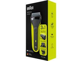 BRAUN Series 3 Shave Style 300BT Elektrorasierer