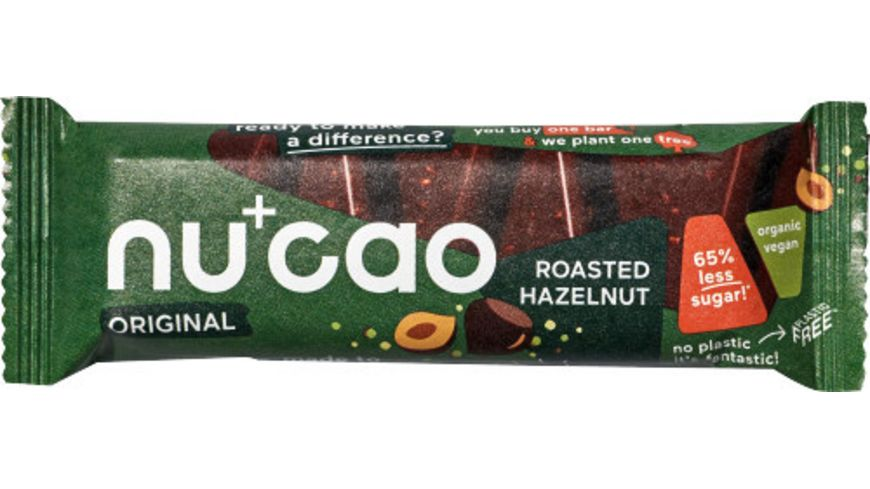 Nucao - Roasted Hazelnut
