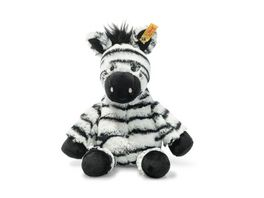 Steiff 069109 Soft Cuddly Friends Zora Zebra 30 cm