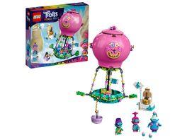 LEGO TROLLS WORLD TOUR 41252 Poppys Heissluftballon