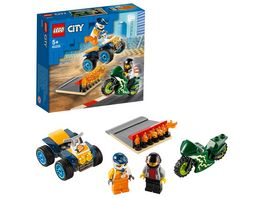 LEGO City 60255 Stunt Team