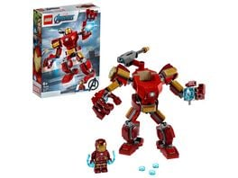 LEGO Marvel Super Heroes 76140 Iron Man Mech