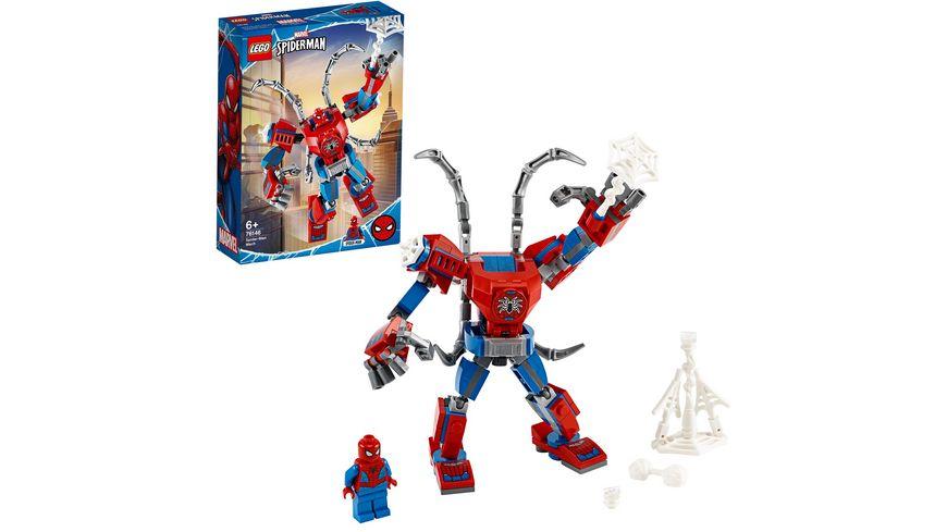 LEGO Marvel Super Heroes 76146 Spider Man Mech