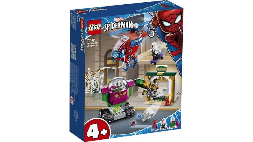 LEGO Marvel Super Heroes 76149 Mysterios Bedrohung