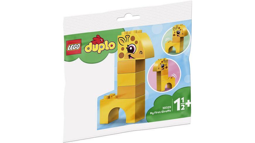 LEGO DUPLO 30329 Meine erste Giraffe