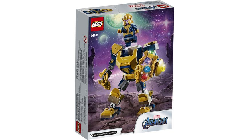 LEGO Marvel Super Heroes 76141 Thanos Mech