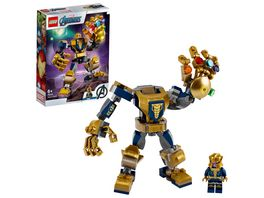 LEGO Marvel Super Heroes 76141 Thanos Mech