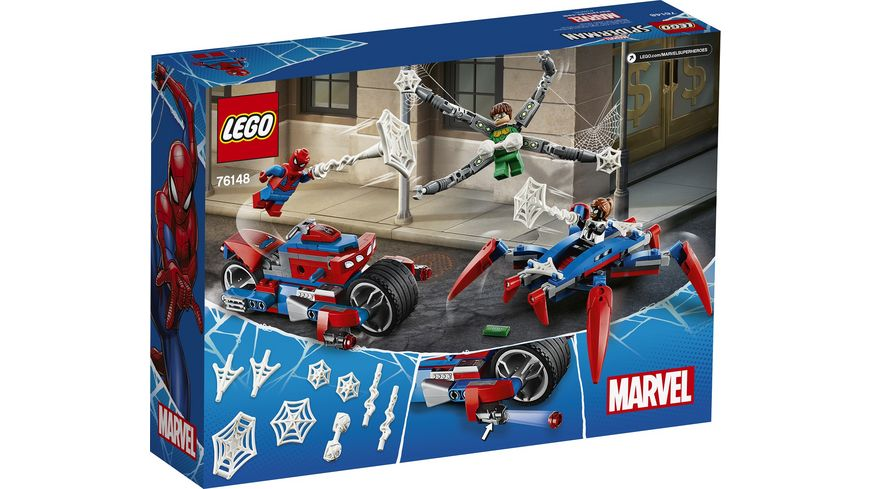 LEGO Marvel Super Heroes 76148 Spider Man vs Doc Ock