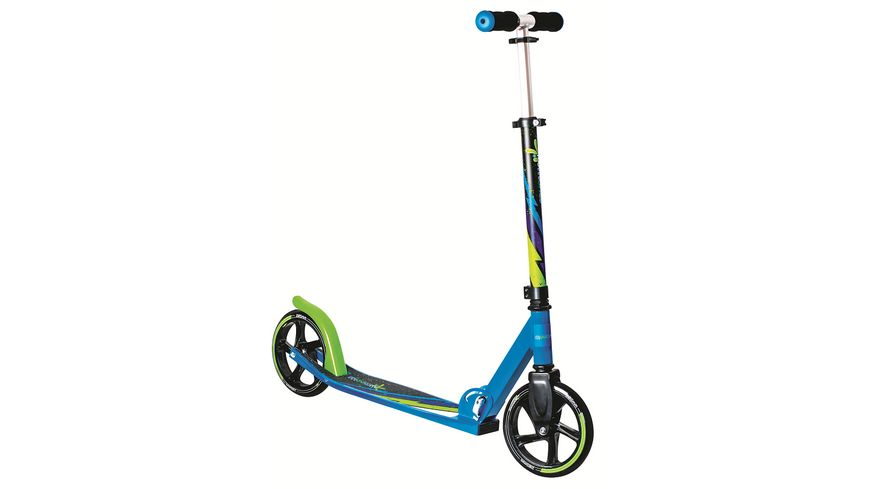 Authentic - Aluminium Scooter Muuwmi 205mm ORANGE/BLAU/SCHWARZ