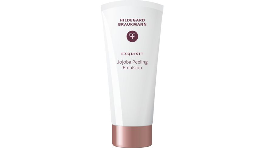 HILDEGARD BRAUKMANN exquisit Jojoba Peeling Emulsion