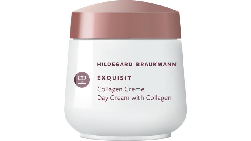 HILDEGARD BRAUKMANN exquisit Collagen Creme Tag